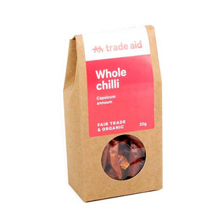 Trade Aid Whole Chili Product Image
